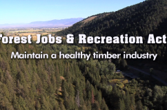 FJRA Forest Jobs and Recreation Act Promo Video